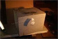 metal 2x2x3' lockbox / tool box