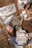 Barrel pumps & metal barrel