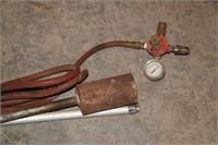propane rosebud torch