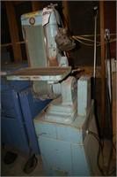 Rockwell upright belt sander