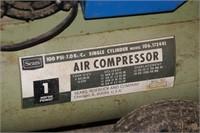Sears air compressor 1hp