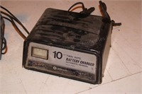pair of battery chargers