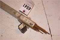 Bronze braizing rod