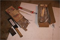 welding rod, 6011, 6013 & more