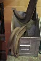 c-clamps - large sizes (4pcs)