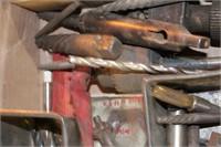 taps & extractors - over 30pcs