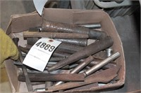 punches & chisels - over 30pcs