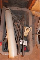 freight shipping tools - banders, snips & more