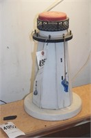 lighthouse lamp w/ shade