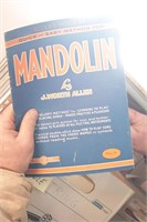 Violin, mandelin & fiddle & banjo sheet music - (2