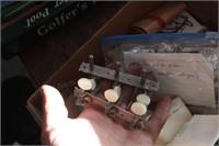 Instrament Repair Parts - guitar, accordion & more
