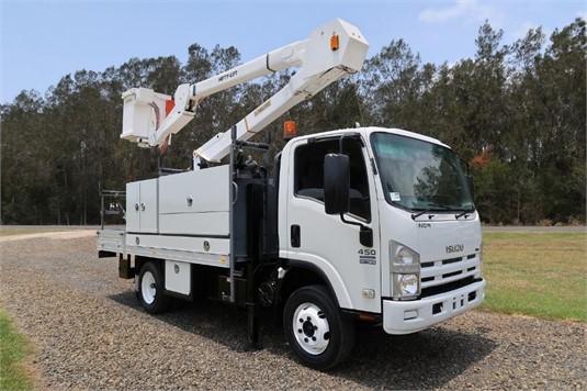 2008 Isuzu NQR450 - Trucks for Sale