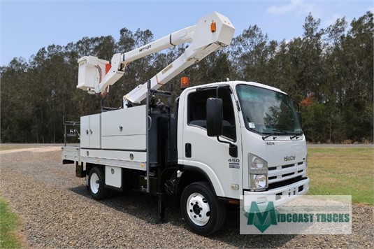 2008 Isuzu NQR450 Midcoast Trucks - Trucks for Sale