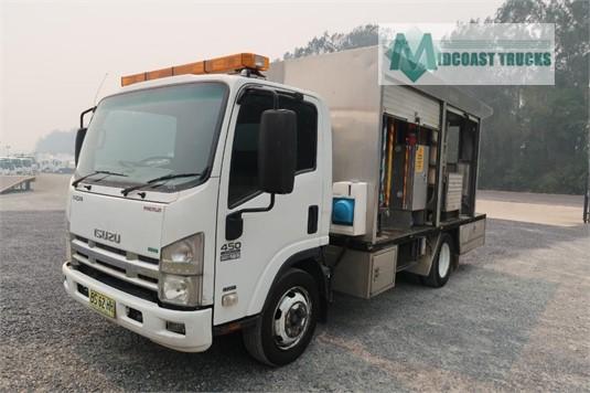 2012 Isuzu NQR 450 Premium Midcoast Trucks  - Trucks for Sale