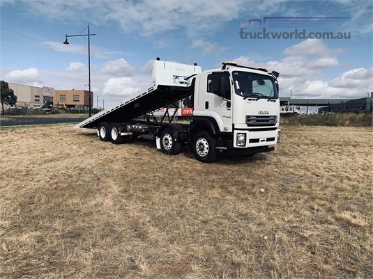 2019 Isuzu FYJ Westar - Trucks for Sale