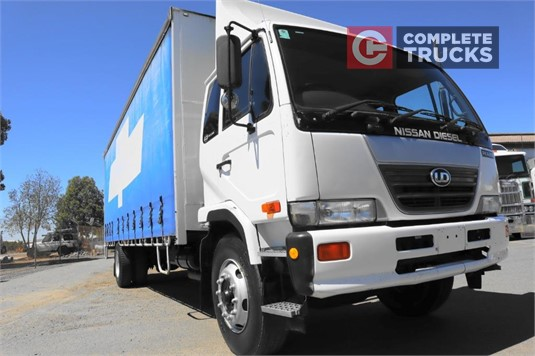 2007 Nissan Diesel UD PKA265 Complete Equipment Sales Pty Ltd - Trucks for Sale