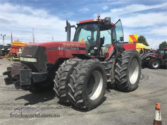 2003 Case Ih MX270  - Farm Machinery for Sale