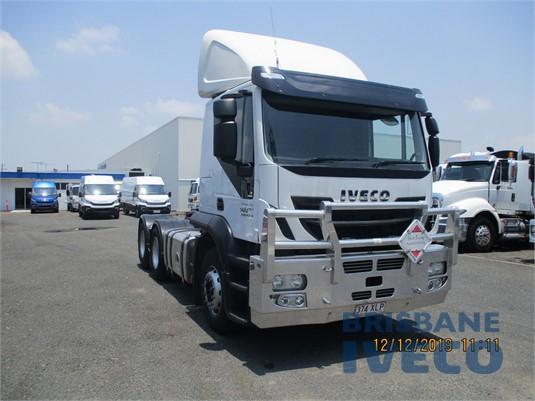 2017 Iveco Stralis AT500 Iveco Trucks Brisbane  - Trucks for Sale