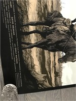 "2014 Artist Proof ""The Proposition"" Mondo"