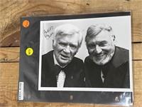 Autographed Buddy Ebson Photo