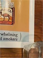 """Clear Cut Merit"" Camel Advertising"
