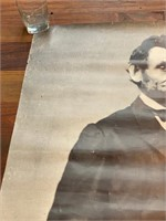 1972 Abraham Lincoln Poster