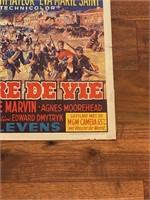 """L'Arbre De Vie"" MGM Movie Poster"