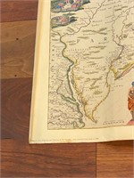 New Belguim, New England, and Virginia