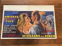 """Amants et Fils"" 20th Century Fox"