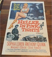 """1960 """"Heller in Pink Tights"""" Paramount"""