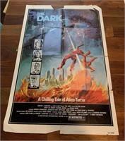 "1979 ""The Dark"" Movie Poster"