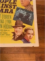 """1951 """"The People Against O'Hara"""""""
