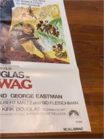 """1973 """"Scalawag"""" Paramount Pictures"""
