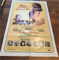 "1976 ""Robin and Marian"" Columbia"