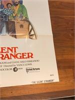 """1975 """"The Silent Stranger"""" Metro"""