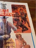 "1969 ""Sam Whiskey"" United Artist Corp"