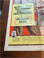 "1973 ""Oklahoma Crude"" Columbia"