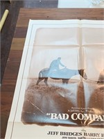 """1972 """"Bad Company"""" Paramount Pictures"""