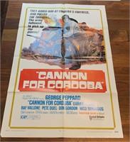 "1970 ""Cannon for Cordoba"" United"