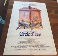 """1978 """"Circle of Iron"""" AVCO Embassy"""