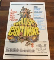 "1968 ""The Lost Continent"" 20th Century"