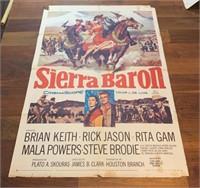 "1958 ""Sierra Baron"" 20th Century Fox"