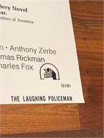 """1973 """"The Laughing Policeman"""" 20th"""