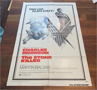 """1973 """"The Stone Killer"""" Columbia Pictures"""