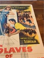 "1953 ""Slaves of Babylon"" Columbia"
