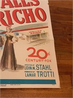 "1948 ""The Walls of Jericho"" 20th Century"