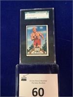 1951 Topps Ringside Jim Jeffries Boxing Card