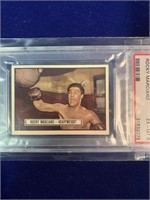1951 Topps Ringside Rocky Marciano Boxing Card