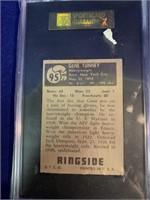 1951 Topps Ringside Gene Tunney