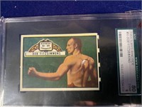1951 Topps Ringside Bob Fitzsimmons Boxing Cardd